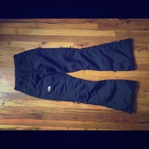 The North Face Black Ski Snow Pants XS As New
